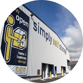 Simply Self Storage Premises